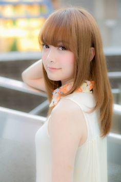 正面は勿論、後ろ姿も横顏も素敵な大人かわいい美髪スタイルです☆▼もっと見る▼ http://ip.b-colle.jp/app_link/