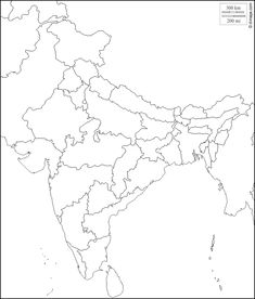 blank map of india pdf maps political map india outline blank of pdf China Himalayan Mountains Map india free map free blank map free outline map free base map boundaries states white