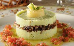 Parmentier de alcachofra também está no menu de primavera do Brie Restô (SP) - #green muito #green