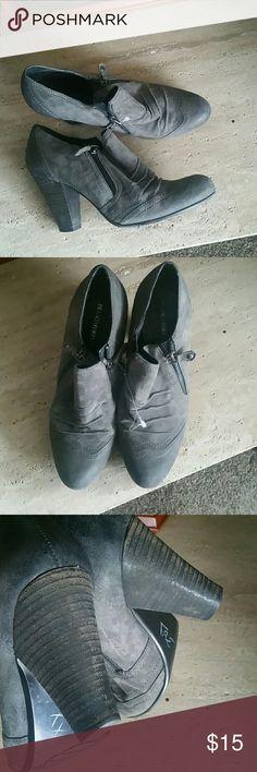Franco sarto booties Good condition Franco Sarto Shoes