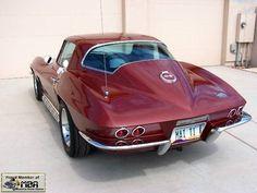 `67 Corvette 427 Coupe