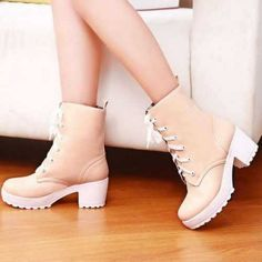 zapatos de mujer botines moderno