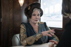 Vogue Interview Costume Designer Alexandra Byrne Murder on the Orient Express. | British Vogue