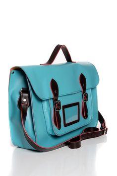 It's not a purse it's a satchel!