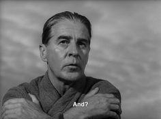 "Gunnar Björnstrandin ""Through a glass darkly"" (1961, Ingmar Bergman)"