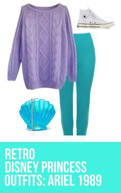 ...I may or may not actually have this outfit currently in my closet, lol! :)