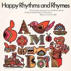 Happy Rhythms and Rhymes (1971)http://grooveisintheartgallery.blogspot.com.es