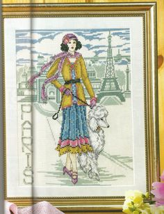 Paris lady - Joan Elliott