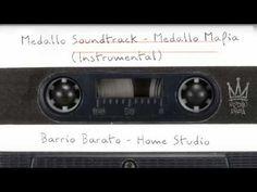 Medallo Soundtrack - Medallo Mafia - Barrio Barato (Instrumental)