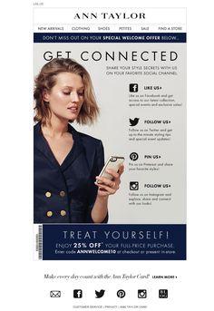 Raphael Lassance - Growth Hacker, Palestrante, Professor e Consultor de E-commerce e Marketing Digital Email Marketing Software, Email Marketing Design, Marketing Digital, Online Marketing, Email Application, Food Web Design, Email Layout, Welcome Emails, Email Newsletter Design