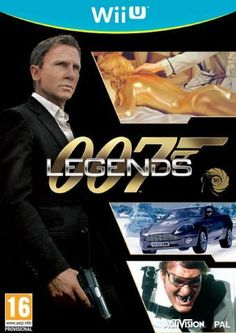 007 Legends James Bond Nintendo WiiU Game available for sale. James Bond, Skyfall, Xbox 360, Nintendo Wii U Games, Action Fight, Spy Gadgets, Typing Games, Sean Connery, Daniel Craig