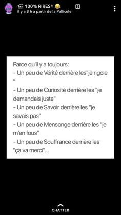 On ment souvent … Bff Quotes, Words Quotes, Realist Quotes, Image Citation, Simply Life, Love Text, French Quotes, Bad Mood, Stupid People