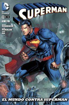 'Superman' (coleccionable en reedición trimestral). Varios Autores