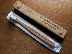 Eco-Friendly Toothbrush Review :: My Plastic-free Life | Less Plastic | Life without Plastic