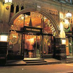 Waxy's Pub London Rupert Street Entrance