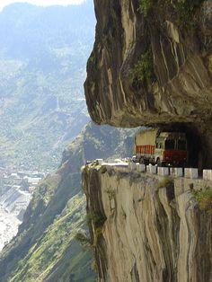 Karakórum road