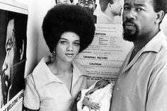 Under pressure from FBI's counterintelligence program, Black Panther Eldridge Cleaver and his wife Kathleen left the United States for Algeria. There, he set up the International Section of the Black Panther Party which quickly became the hangout of revolutionaries from the Vietnamese and African liberation movements.