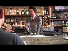 Takayuki Suzuki creates whisky cocktails - YouTube