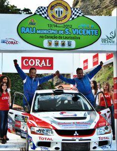 Triunfar - Rali Município de São Vicente no Coração de Laurissilva #Rally #Triunfos #CervejaCORAL