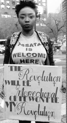 """The exclusion of women of color from progressive activism through """"solidarity"""""""