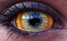 'Princess Nuala' (Samhain Contact Lenses)