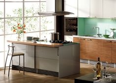 30 Fotos de cozinhas modernas com ilha