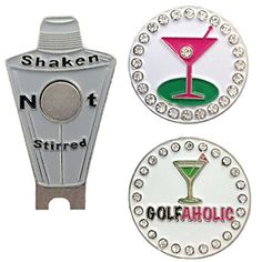 Giggle Golf - Shake It Up Ball Marker Pack Giggle Golf https://www.amazon.com/dp/B0147RMFZ4/ref=cm_sw_r_pi_dp_x_yKzfzbY3F6DRE