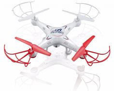 Akaso X5C 4CH 2.4GHz 6-Axis Gyro Headless RC Quadcopter with HD Camera