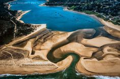 Albufeira Lagoon, Sesimbra Portugal