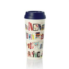 92434c8dc04 Kate Spade New York Thermal Travel Mug - Larabee Pink Dot