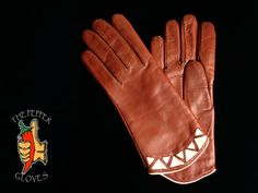 Burberry Wrist Leather Winter Gloves & Mittens for Women Winter Gloves, Lambskin Leather, Mittens, Burberry, Cashmere, Brown, Ebay, Collection, Fingerless Mitts