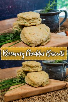 Enjoy these plant-based biscuits with soup, chili, or just a cup of tea! Cheddar Biscuits, Gluten Free Flour, Nutritional Yeast, Vegan Butter, Baking Soda, Plant Based, Chili, Tea Cups, Soup