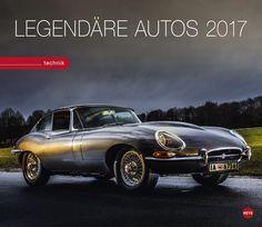 Titelshot für Heye Auto-Kalender 2017