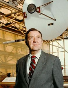 James Alfred Van Allen (September 7, 1914 – August 9, 2006) was an American space scientist at the University of Iowa.    The Van Allen radiation belts were named after him, following the 1958 satellite missions (Explorer 1 and Explorer 3) in which Van Allen had argued that a Geiger counter should be used to detect charged particles.    In 1950 an event occurred that began small but was to affect the future of Van Allen and all his countrymen. In March, British Physicist Sydney Chapman…