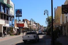 Main street Nogales Sonora, Mexico