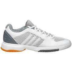 Adidas aSMC Barricade 2016 White/Grey Women's Shoes