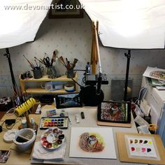 Wildlife artist & online art tutor who specialises in realistic, fine art watercolour paintings & teaching others how to paint. Online Art, Online Video, Bird Artists, Art Tutor, Online Tutorials, Watercolor Paintings, Watercolour, Paint Cans, Learn To Paint
