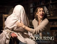 Film The Conjuring. To everyone else The Conjuring, James Wan's new horror film, the summer has been the American box office success story: there, in the wake of the Pacific Rim and carpentry great Lone Ranger