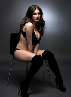 Lucy Pinder l Nuts Magazine (May 2014) l THE FINAL ISSUE