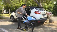 Pin for Later: The New Car Seat Every Mom Will Wish They Thought of First See the Doona in Action