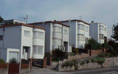 1930s domestic architecture -