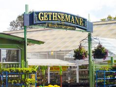 Gethsemane Garden Center,  5739 N Clark St,  Chicago, IL 60660,  773-878-5915