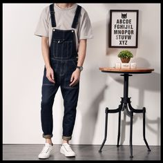 http://fashiongarments.biz/products/2016-new-brand-black-blue-mens-jeans-bib-overalls-fashion-male-long-jumpsuit-denim-overalls-men/,    Before placing an order, you must check the following shopping tips,so that you will have a successful shopping experience:  1. Size: This is Chinese size,  smaller than US/European size. Please refering to your waist and hip size.  2. Color: Different computer screen can display different colors even if it is the same color. So please allow reasonable…