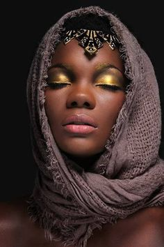 black women becoming the standard of beauty everywhere – From Their Own Lips African Beauty, African Women, African Fashion, African Style, Brown Skin, Dark Skin, Black Girl Magic, Black Girls, African Head Wraps