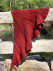 Ravelry: Eyre of Romance Jane Shawl pattern by Kay Meadors