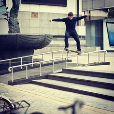 Shane O'neill | 5-0 Grind in #China