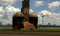 Silos de San Juan. Encarnación, Paraguay