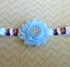 Frozen Inspired Beautiful Bloom Flower by Stephsjewels4ella, $9.00