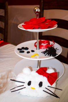 Hello Kitty Party craft