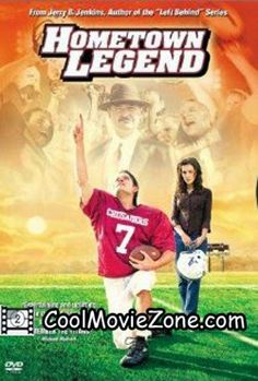 Hometown Legend (Snap Case): Jerry B. Jenkins presents this inspirational stand-up-on-the-bleachers-and-cheer story of a losing high-school football team that gives a town that had lost faith something to believe in. Best Football Movies, Terry O Quinn, Remember The Titans, Christian Films, School Football, Football Team, Football Program, School Sports